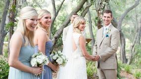 Ślub w plenerze – które znany pary się na to zdecydowały?