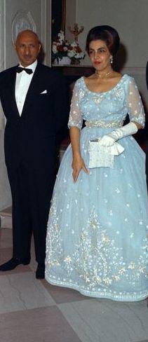 Šeik Mohamed sa suprugom Humajrom