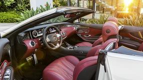 Mercedes-AMG S63 4MATIC cabrio: superluksus bez dachu