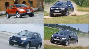 Poradnik kupującego - Czy warto kupić SUV-a z napędem na jedną oś?