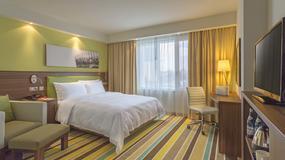 Największy poza USA hotel Hilton otwarty w Warszawie