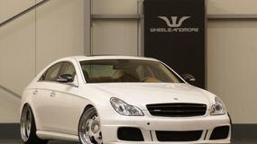Mercedes CLS White Label