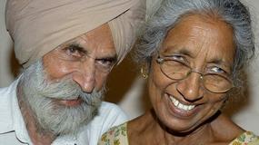 70-letnie małżeństwo zostało po raz pierwszy rodzicami. Starali się o dziecko 46 lat