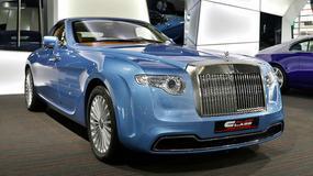 Dzieło Pininfariny - Rolls-Royce Hyperion za 2 mln euro