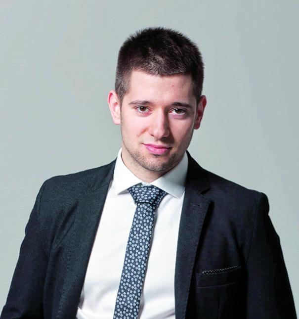 Ninoslav Makić, magistar genetike i bioinformatike