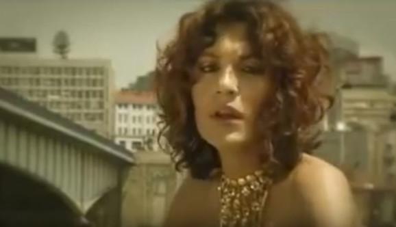 Maja Marković nekada