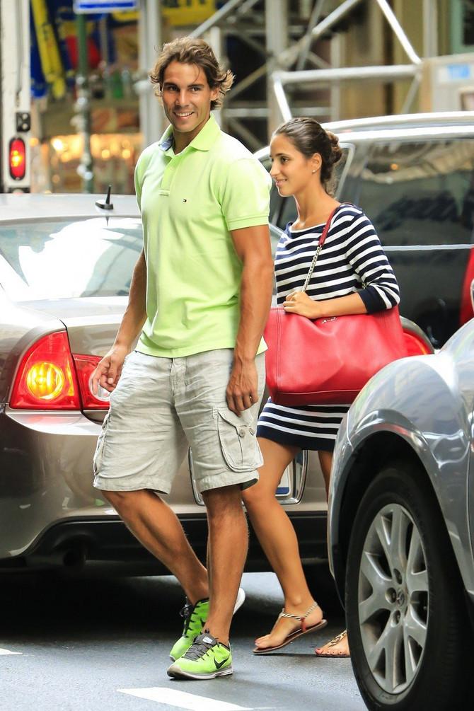 Marija i Nadal čuvaju svoju ljubav od medija i javnosti