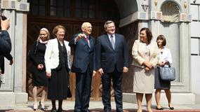 Polityczne spotkanie na szczycie przy okazji Euro