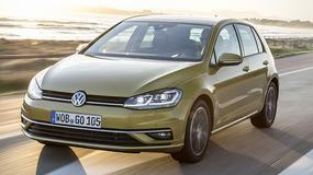 Volkswagen Golf po face liftingu: ceny od 66 990 zł