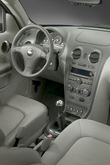 2007 Chevrolet HHR 2LT. X07CT_HR004  (United States)