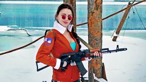Elen Mart - rosyjska cosplayerka i jej niezwykłe kreacje