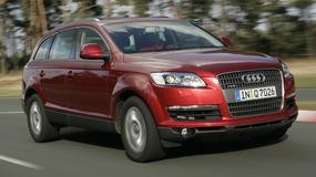 Audi Q7 - Koszty będą rosły!