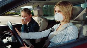 Alergia groźna w aucie