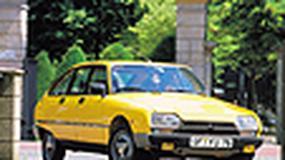 Citroën GS - Złoty środek Citroëna