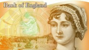 Wielka Brytania ma nowy banknot. Gratka dla fanów literatury