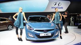 Hyundai i30 (Frankfurt 2011)