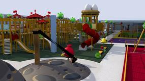 Finowie kochają Angry Birds - park rozrywki