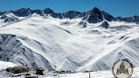 Gulmarg - nietypowy kurort narciarski w Indiach