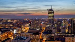 """Warsaw Spire - budowa """"największego biura"""" w Polsce ukończona"""