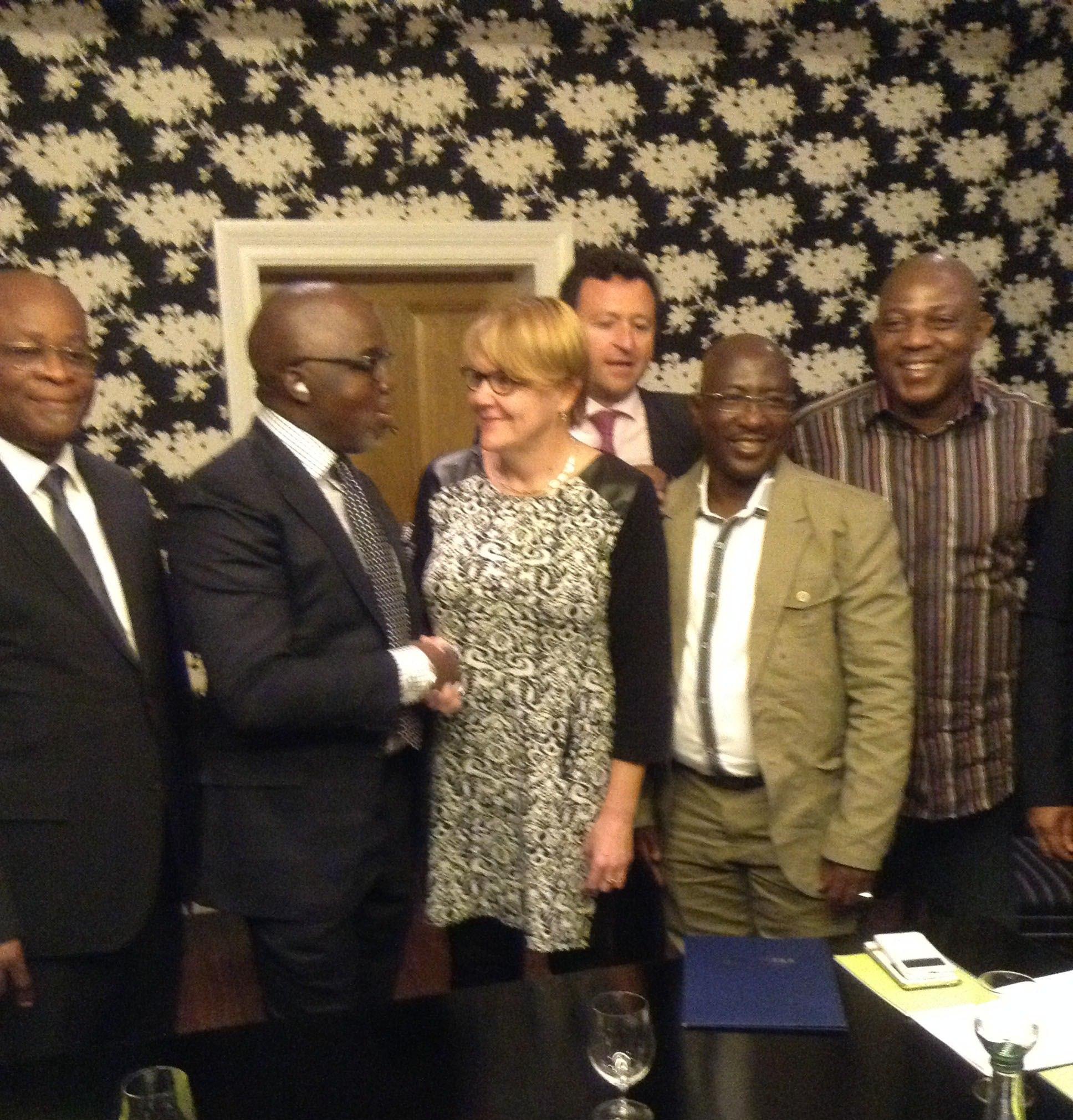hot sales e0231 a7fea Nigeria Football Federation New Nike deal worth N796M - Pulse Nigeria