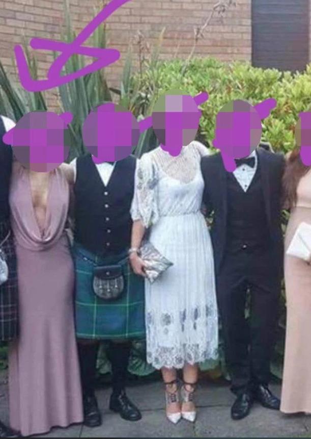 Šta vi kažete na gošćinu haljinu?
