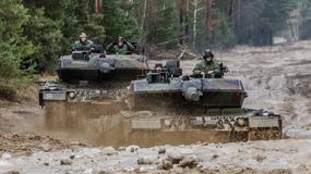 Styczniowe szkolenie 34. Brygady Kawalerii Pancernej z Żagania