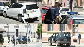 FILMSKA JURNJAVA U NOVOM SADU Slupao parkirane automobile bežeći od policije (FOTO)