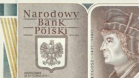 Pierwszy banknot z kodem 2D. Zobacz ten i pozostałe kolekcjonerskie banknoty NBP