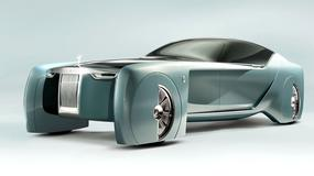 Rolls-Royce Vision Next 100 w Goodwood