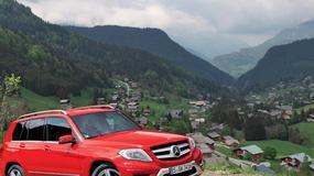 Mercedes GLK może być jeszcze lepszy