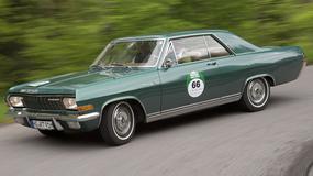 Opel Diplomat – szef koncernu kocha oldtimery