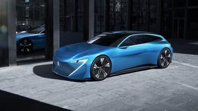 Peugeot Instinct Concept – auto przyszłości już jest