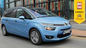Citroën Grand C4 Picasso 2.0 BlueHDI - Przyjaciel dużej rodziny