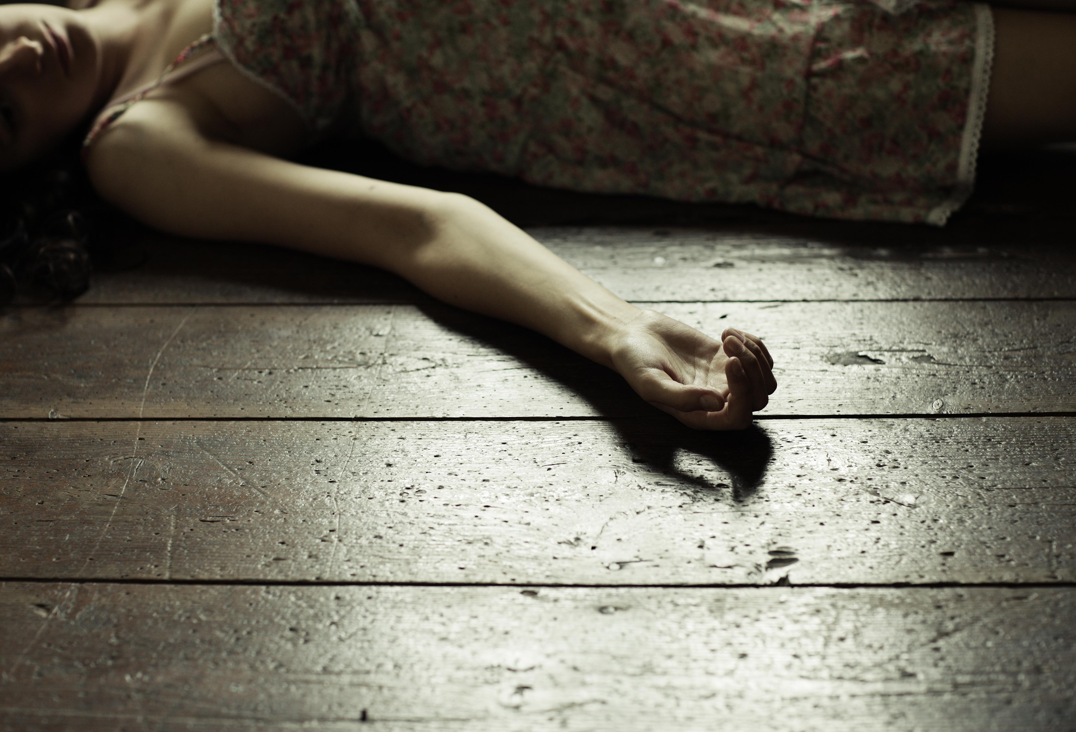 Dziewczyna, z którą się spotykam, została zgwałcona