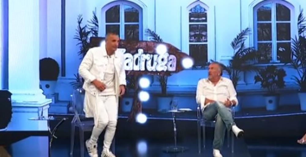 GAGI NAPUSTIO STUDIO: Uključila se uživo Gavrićeva prijateljica, pa ga RASKRINKALA!