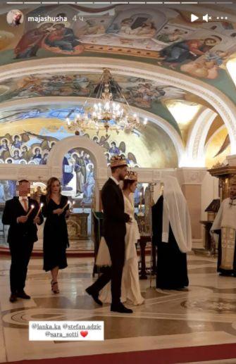 Venčanje Lenke i Stefana