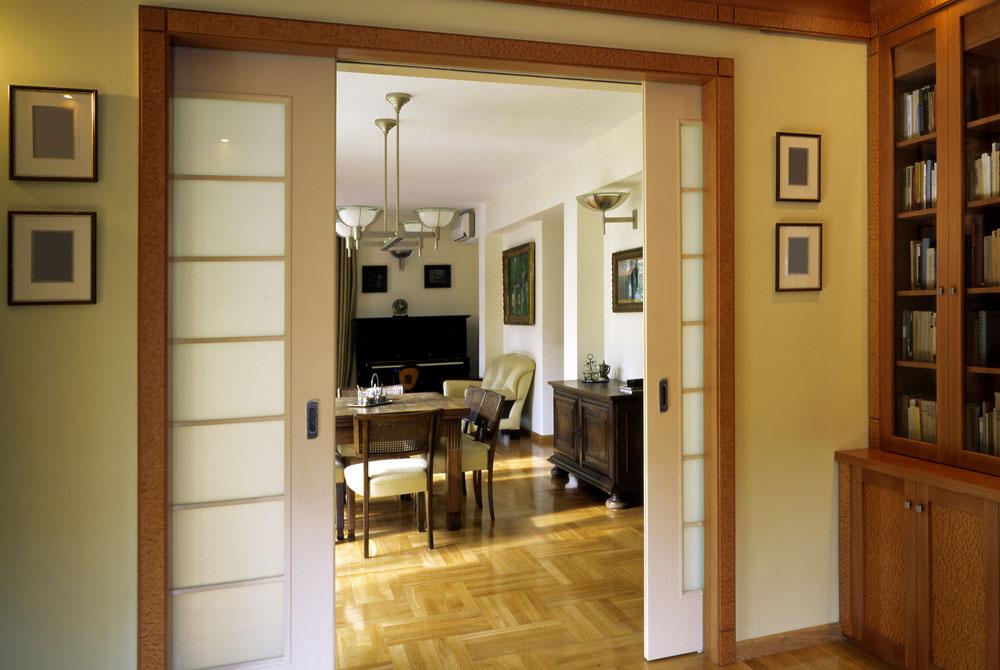 Drzwi Przesuwne Nascienne I Chowane W Scianie Montaz Cena Dom