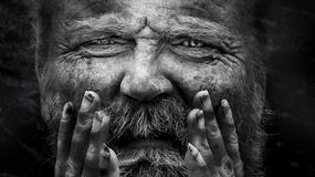 Potresne fotografije beskućnika: Ova lica govore VIŠE OD REČI