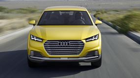 Audi Q4 RS będzie mieć ponad 400 KM