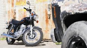 Yamaha SR 400 - powrót do przeszłości