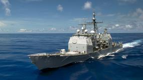 Krążowniki rakietowe typu Ticonderoga - zbrojne ramię Ameryki