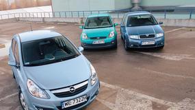 Skoda Fabia kontra Opel Corsa i Ford Fiesta: czy mały diesel to oszczędność?