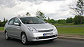 Toyota Prius - Elektrowóz na drogi