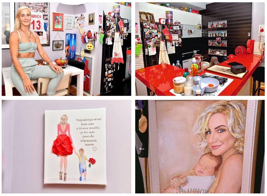 Rasprodaje odeću preko interneta, a evo kako izgleda DOM Milice Dabović!
