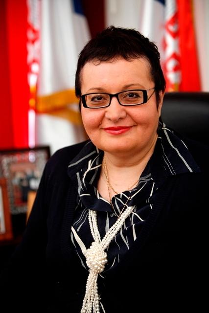 Prim. dr Tatjana Radosavljević, pneumoftiziolog