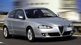 Najbardziej awaryjne auta do 7 lat w rankingu TUV 2014