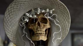 Święta Śmierć pomaga meksykańskim gangsterom i biedakom