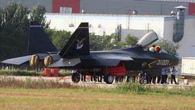 Chiński supermyśliwiec J-31 tylko na eksport. Iran i Korea zacierają ręce?