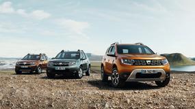IAA Frankfurt 2017: odnowiona Dacia Duster będzie hitem