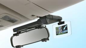 Nawigacja GPS z HUD na szybie